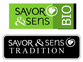 Savor & Sens | Bio et Tradition Logo